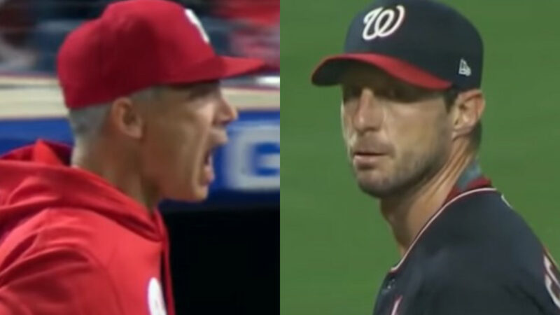 【MLB】シャーザー、粘着物質チェックに憤慨「すべて脱ぐ」相手ジラルディ監督が要求