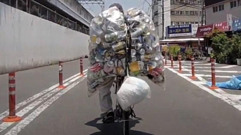 【川崎市】ホームレスの空き缶集めを禁止する条例改正の動きが進む