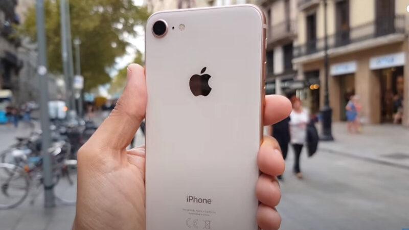 【謎】未だにiPhone 8使いが大量にいる現実