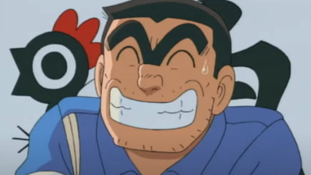【画像】香取慎吾「何とか〝両津勘吉っぽさ〟を出さないと…せや!」