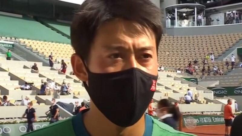 【朗報】錦織圭さん、全仏オープン優勝するチャンスが来る!