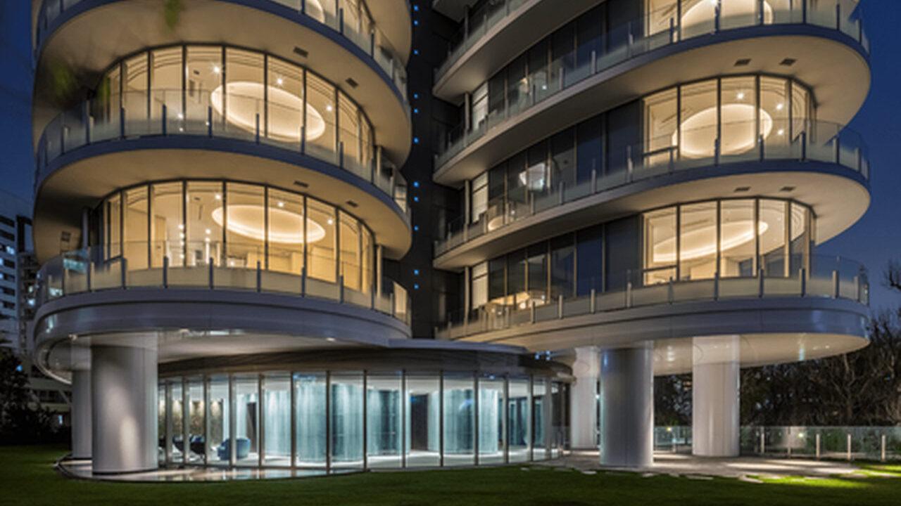 【画像】東京の超高級タワーマンション、ガチでレベルが違う
