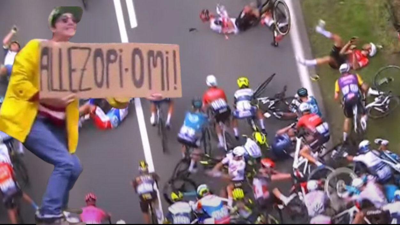 【一転】ツール・ド・フランス、クラッシュの原因になった女性観客への訴えを取り下げる