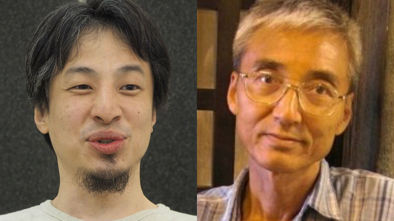 【朗報】ひろゆきに喧嘩を売られた言語学者 F爺 小島剛一さん、アンサー記事を更新