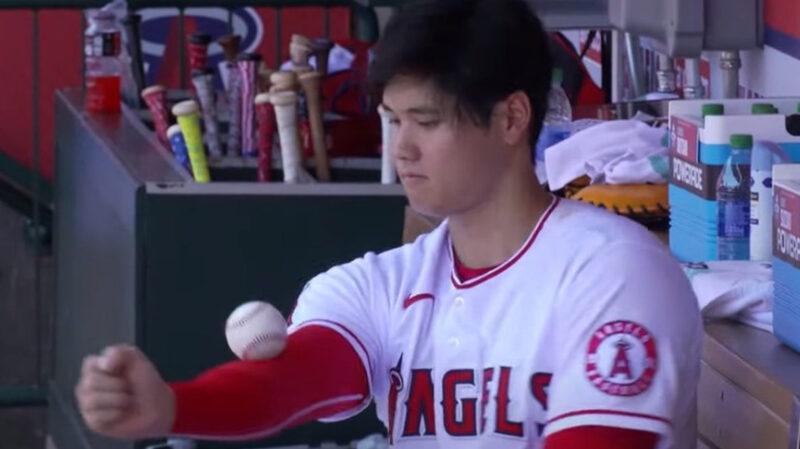 【動画】大谷翔平32号ホームラン!松井秀喜を抜いてシーズンのアジア新記録