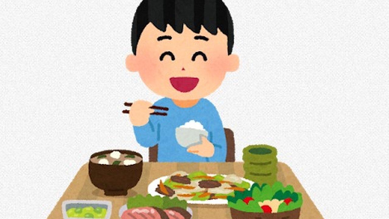 【画像】ワイ夜勤の社食(300円)がこちらww