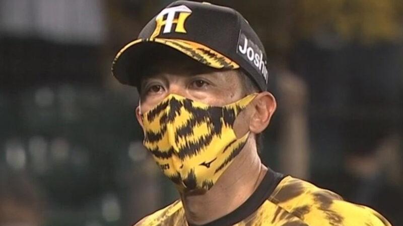 【悲報】巨人戦に負け越した阪神 矢野監督、まくしたててインタビュー打ち切りにする