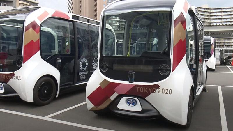 【悲報】巡回する自動運転のバス、パラ柔道男子日本代表の北薗新光選手と接触事故