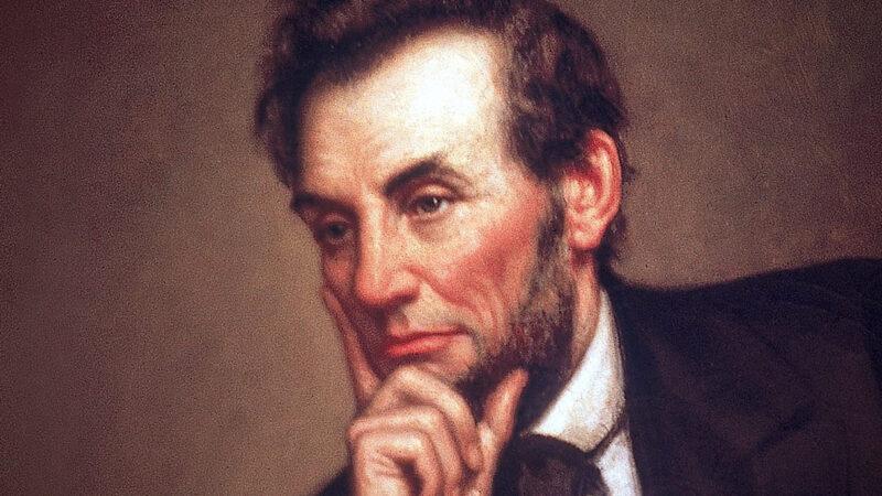 【名言】リンカーン「木を切るのに8時間与えられたら、私は斧を研ぐのに6時間を費やす」