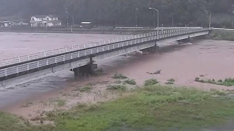 【悲報】江の川、氾濫してしまう 広島 三次や島根 江津など