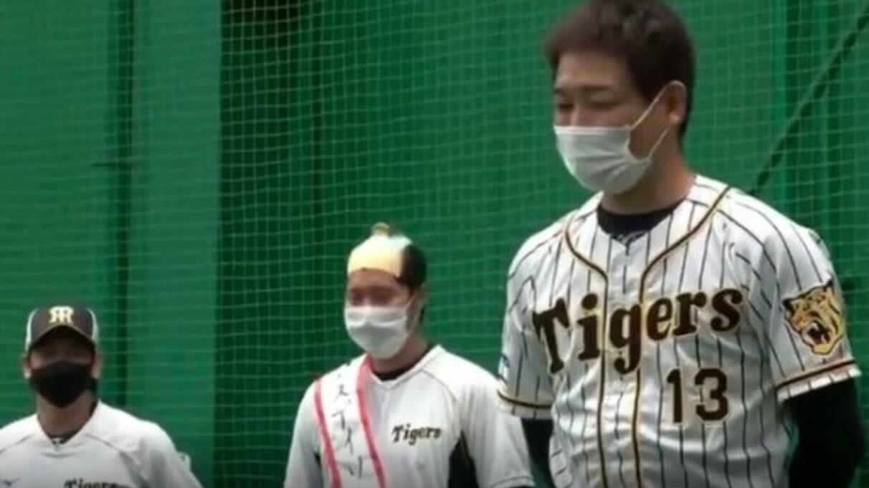 【悲報】チームに合流した阪神岩崎さん、正論を吐いてしまう