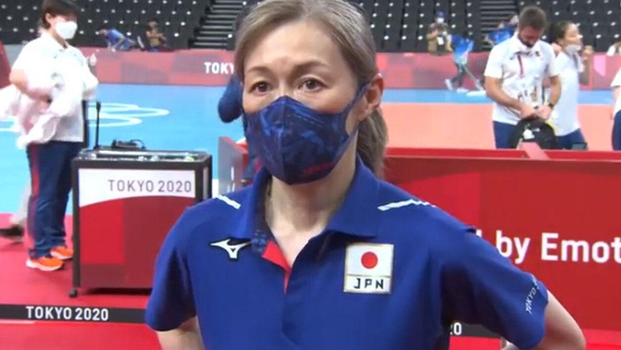 【悲報】1次リーグで敗退した女子バレー中田久美監督、「時代遅れの戦術」と酷評されてしまう